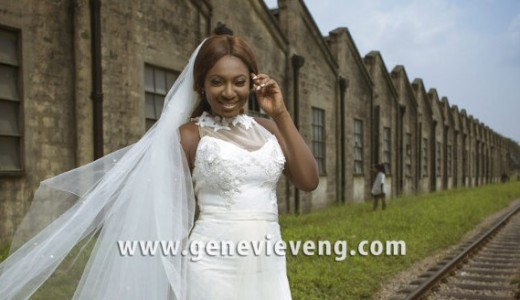 Yvonne Jegede Genevieve bridal magazine December 2016 LoveWeddingsNG 1