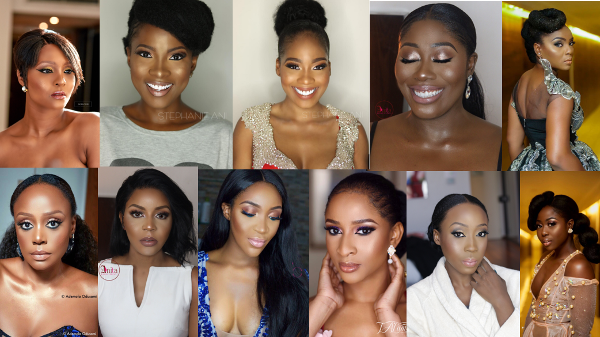 AMVCA 2017 Bridal Beauty Inspiration
