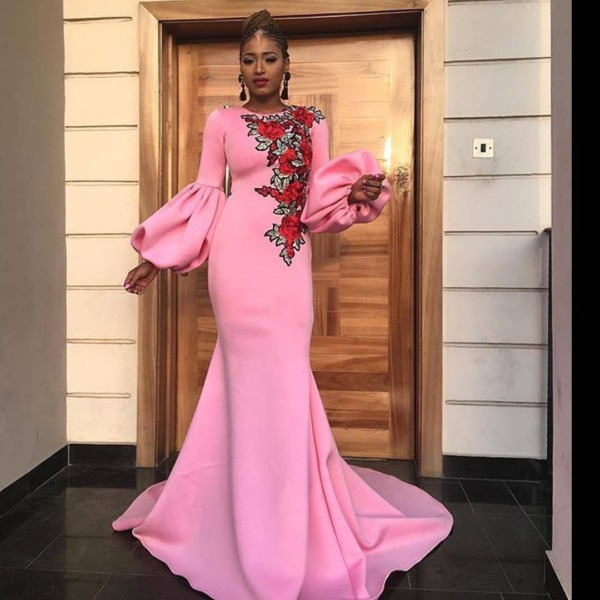 AMVCA 2017 - Elma Godwin Africa Magic Viewers Choice Awards 2017 LoveWeddingsNG