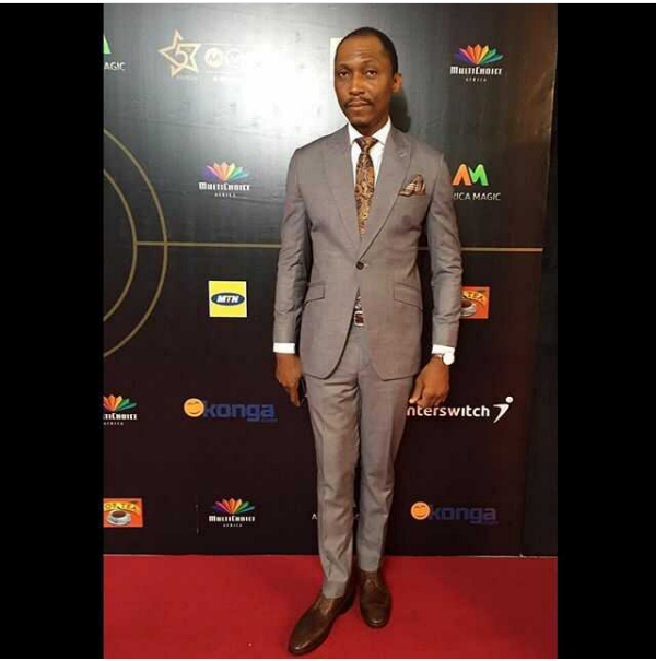 AMVCA 2017 - Frank Donga Africa Magic Viewers Choice Awards 2017 LoveWeddingsNG