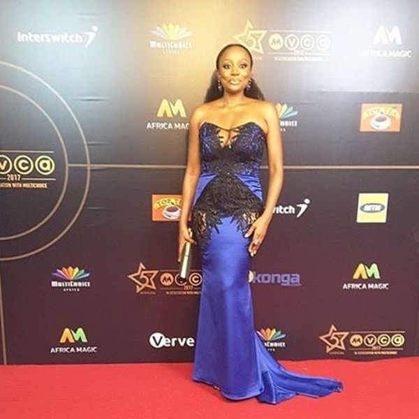 AMVCA 2017 - Michelle Dede Africa Magic Viewers Choice Awards 2017 LoveWeddingsNG