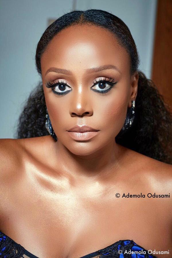 AMVCA 2017 - Michelle Dede Bridal Beauty Look Doranne Beauty Africa Magic Viewers Choice Awards 2017 LoveWeddingsNG