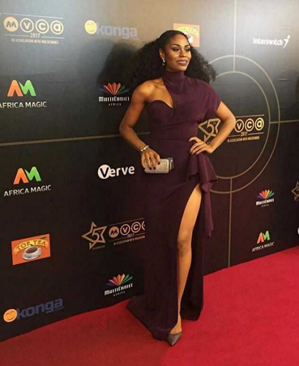 AMVCA 2017 - Somkele Africa Magic Viewers Choice Awards 2017 LoveWeddingsNG