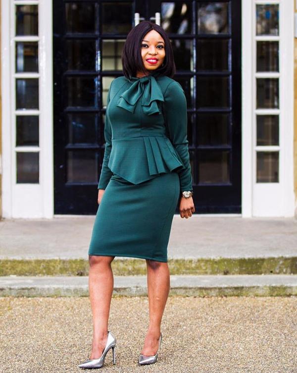 Ene Abebe Nigerian Stylist Fashion LoveWeddingsNG