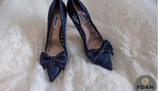 Nigerian Bridal Shoes Dune LoveWeddingsNG