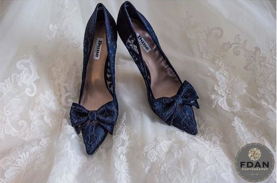 Nigerian Bridal Shoes Dune LoveWeddingsNG
