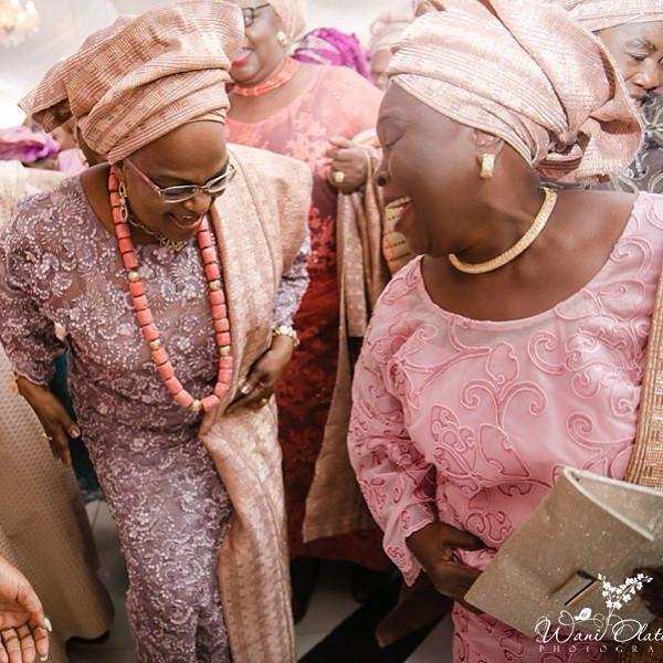 Nigerian Mum and friend LoveWeddingsNG