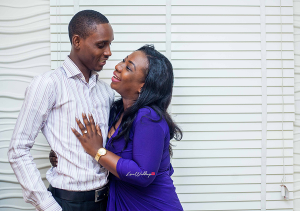 Nigerian PreWedding Shoot Blessing and Jide DO Weddings LoveWeddingsNG 2