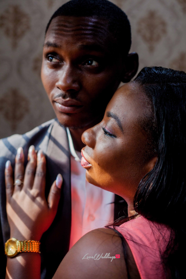 Nigerian PreWedding Shoot Blessing and Jide DO Weddings LoveWeddingsNG 5