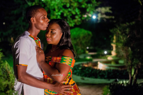 Nigerian PreWedding Shoot Blessing and Jide DO Weddings LoveWeddingsNG 7