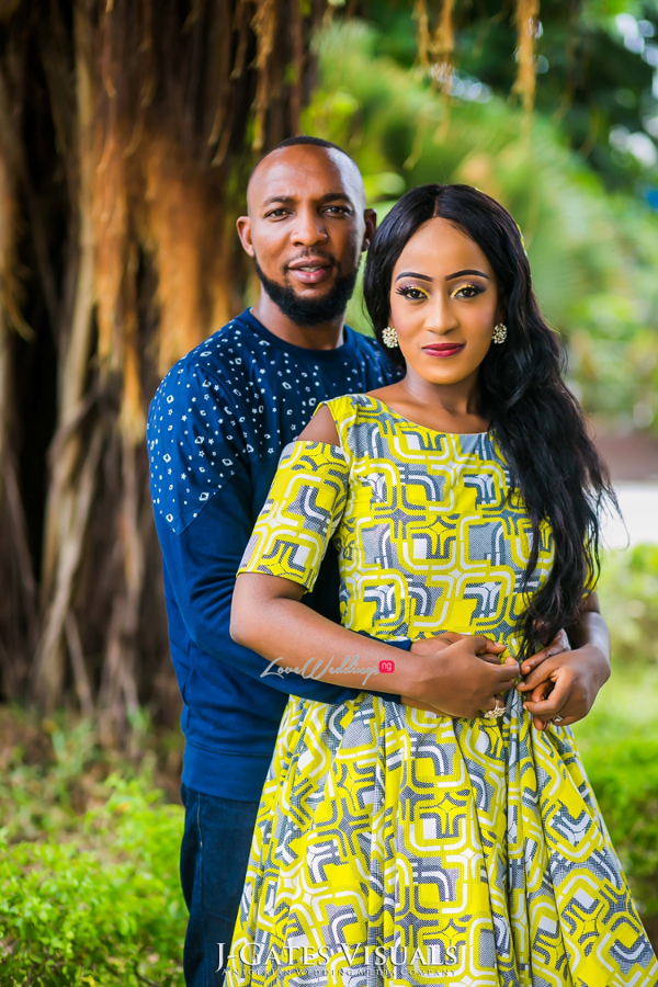 Nigerian PreWedding Yetunde and Olatunde Tessallure Events LoveWeddingsNG 11
