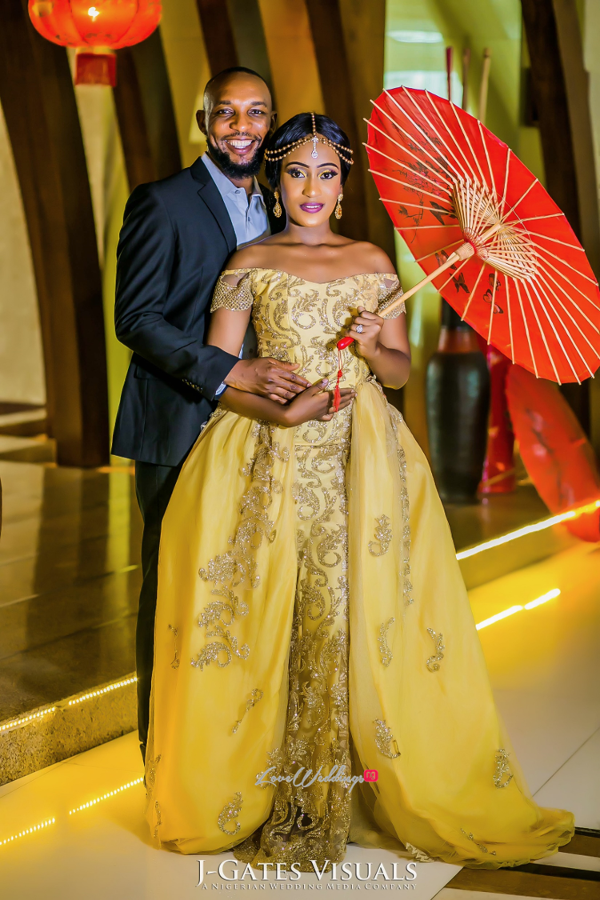 Nigerian PreWedding Yetunde and Olatunde Tessallure Events LoveWeddingsNG 2