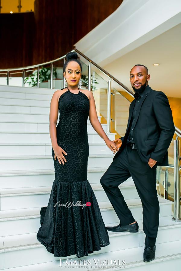Nigerian PreWedding Yetunde and Olatunde Tessallure Events LoveWeddingsNG 6