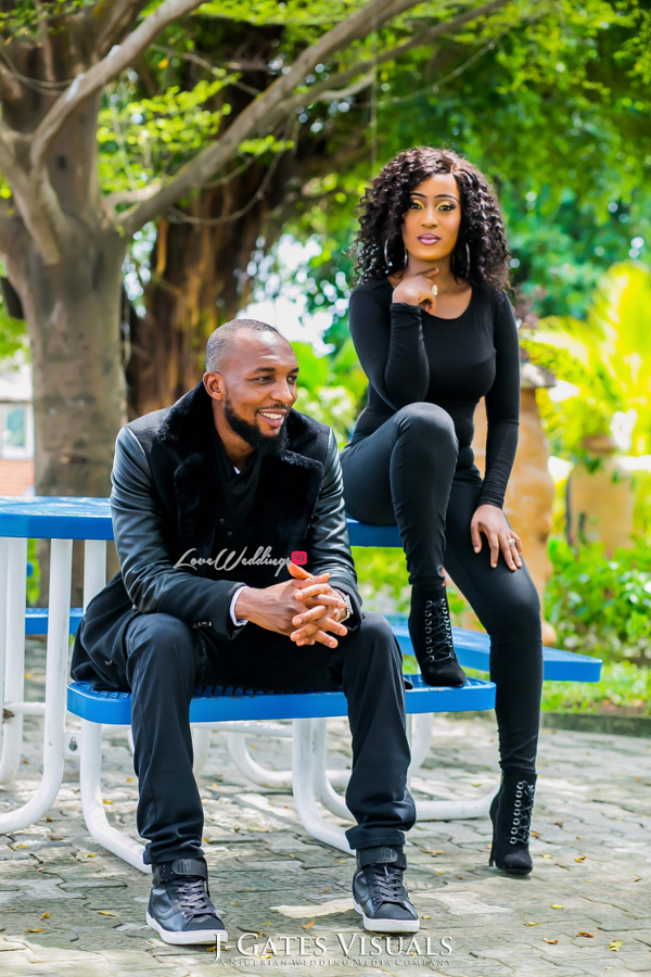 Nigerian PreWedding Yetunde and Olatunde Tessallure Events LoveWeddingsNG 8