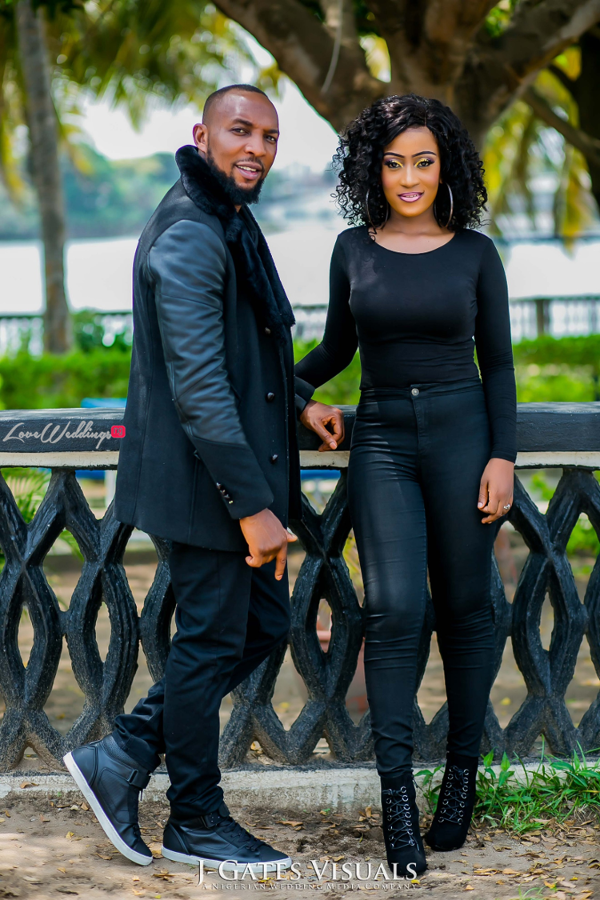 Nigerian PreWedding Yetunde and Olatunde Tessallure Events LoveWeddingsNG 9