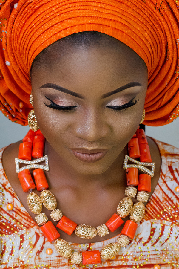 Nigerian Traditional Bridal Inspiration Tinurella LoveWeddingsNG `