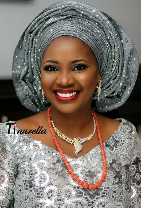 Nigerian Traditional Bridal Makeup Tinurella LoveWeddingsNG 1