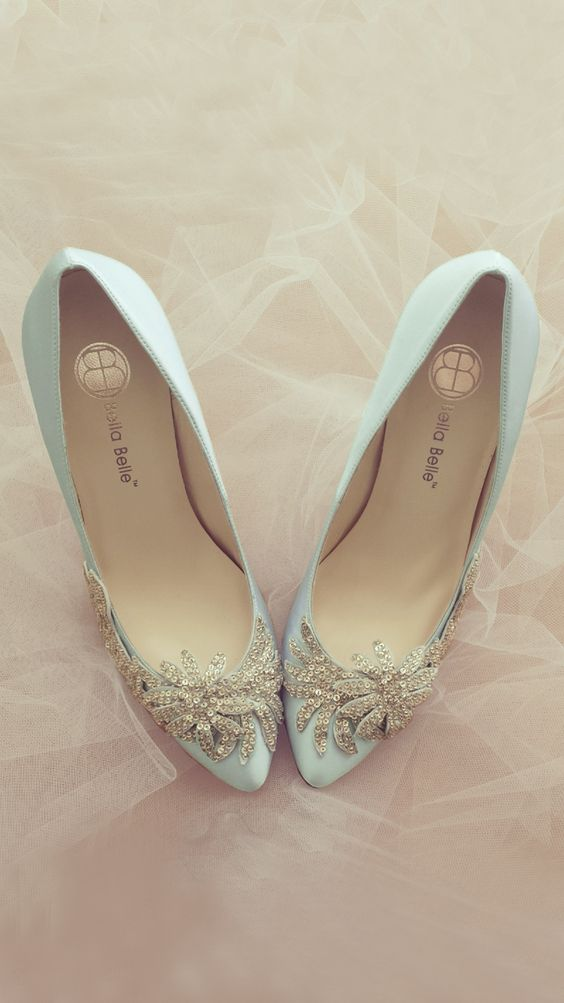 Nigerian Wedding Bridal Shoes LoveWeddingsNG 5