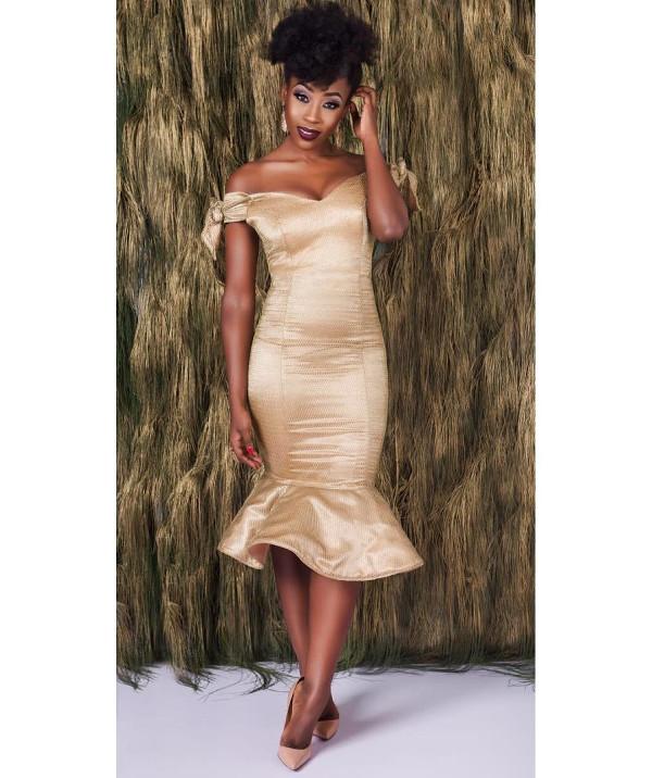 Nigerian Wedding Guest Inspiration Beverly Naya LoveWeddingsNG 1