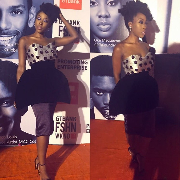 Nigerian Wedding Guest Inspiration Beverly Naya LoveWeddingsNG 10