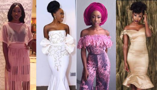 Nigerian Wedding Guest Inspiration Beverly Naya LoveWeddingsNG feat