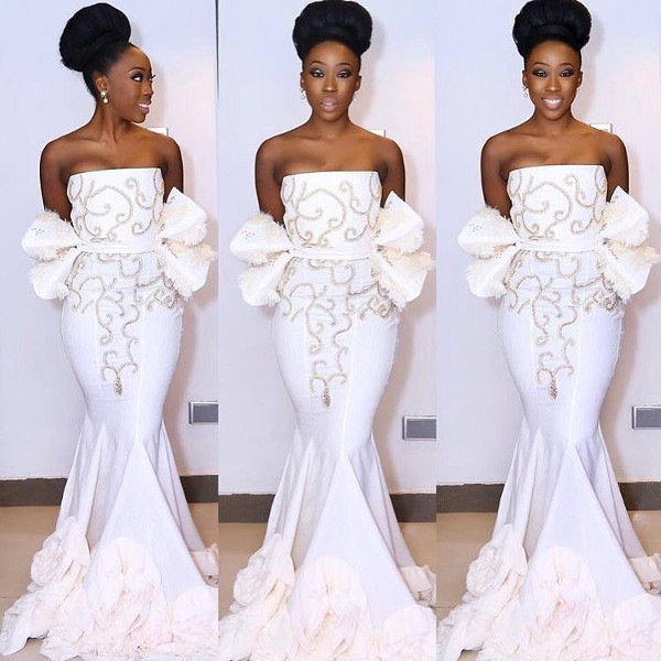 Nigerian Wedding Guest Inspiration Beverly Naya LoveWeddingsNG