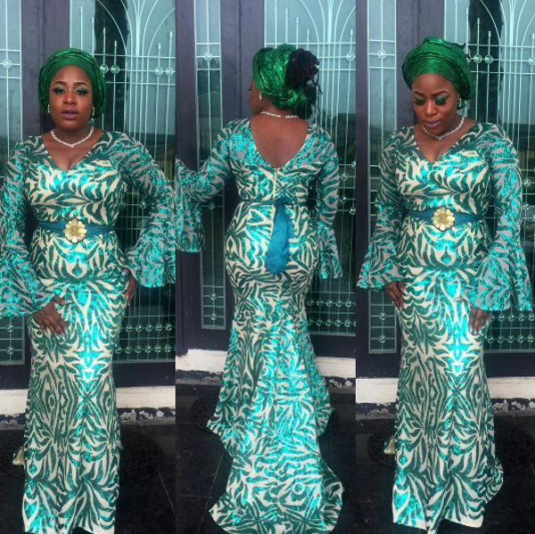 Nigerian Wedding Guest Inspiration - Ella Mo LoveweddingsNG 1