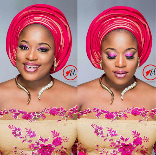 Nigerian Wedding Guest Inspiration - Ella Mo LoveweddingsNG 10