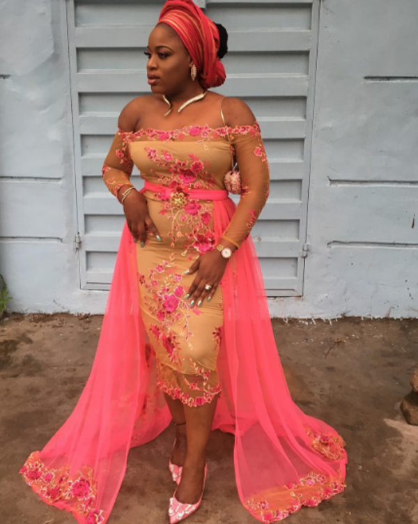 Nigerian Wedding Guest Inspiration - Ella Mo LoveweddingsNG 11