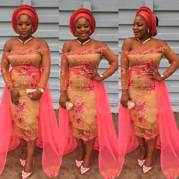 Nigerian Wedding Guest Inspiration - Ella Mo LoveweddingsNG 12
