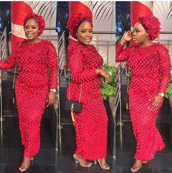 Nigerian Wedding Guest Inspiration - Ella Mo LoveweddingsNG 21