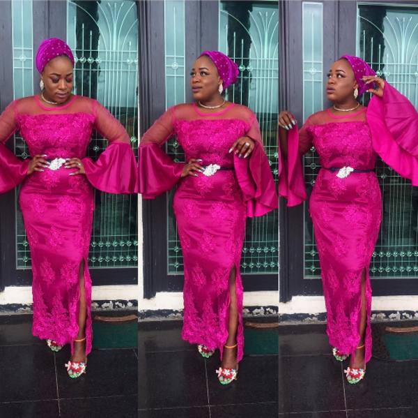 Nigerian Wedding Guest Inspiration - Ella Mo LoveweddingsNG 3
