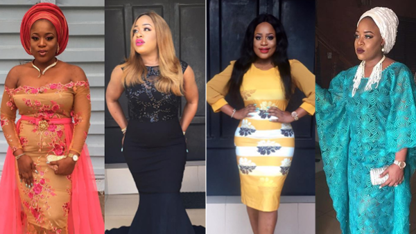 Nigerian Wedding Guest Inspiration - Ella Mo LoveweddingsNG feat