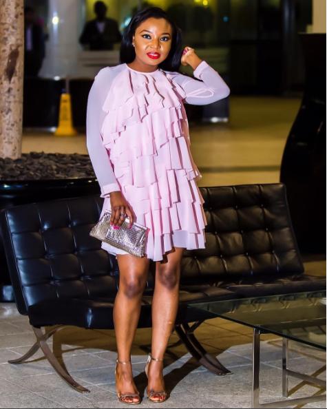 Nigerian Wedding Guest Inspiration Ene Abebe I.E Style LoveWeddingsNG 1