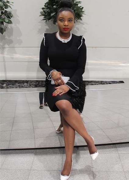 Nigerian Wedding Guest Inspiration Ene Abebe I.E Style LoveWeddingsNG 2