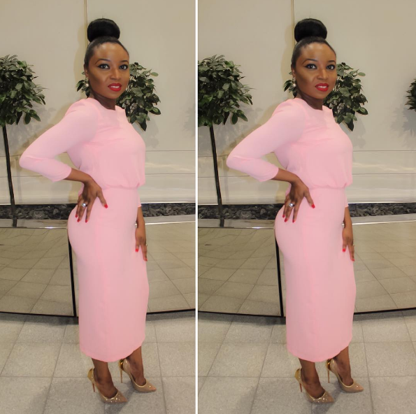 Nigerian Wedding Guest Inspiration Ene Abebe I.E Style LoveWeddingsNG 7