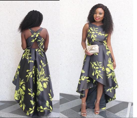 Nigerian Wedding Guest Inspiration Ene Abebe I.E Style LoveWeddingsNG 9