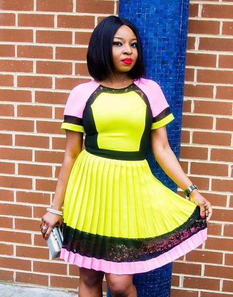 Nigerian Wedding Guest Inspiration Ene Abebe I.E Style LoveWeddingsNG