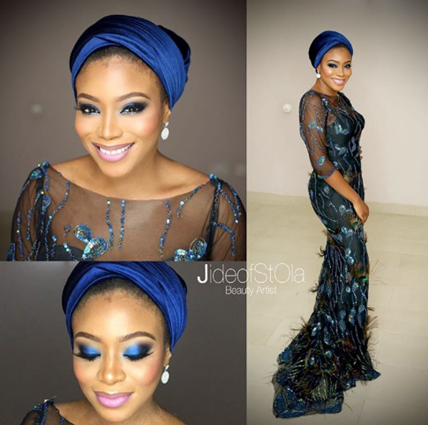 Nigerian Wedding Guest Inspiration - Marcy Dolapo Oni LoveweddingsNG 11