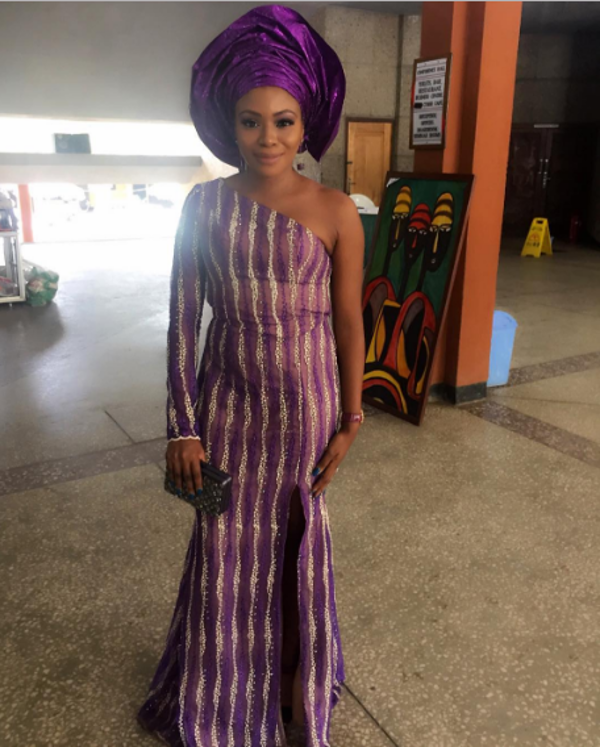 Nigerian Wedding Guest Inspiration - Marcy Dolapo Oni LoveweddingsNG 14