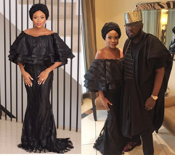 Nigerian Wedding Guest Inspiration - Marcy Dolapo Oni LoveweddingsNG 2
