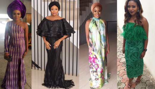 Nigerian Wedding Guest Inspiration - Marcy Dolapo Oni LoveweddingsNG feat