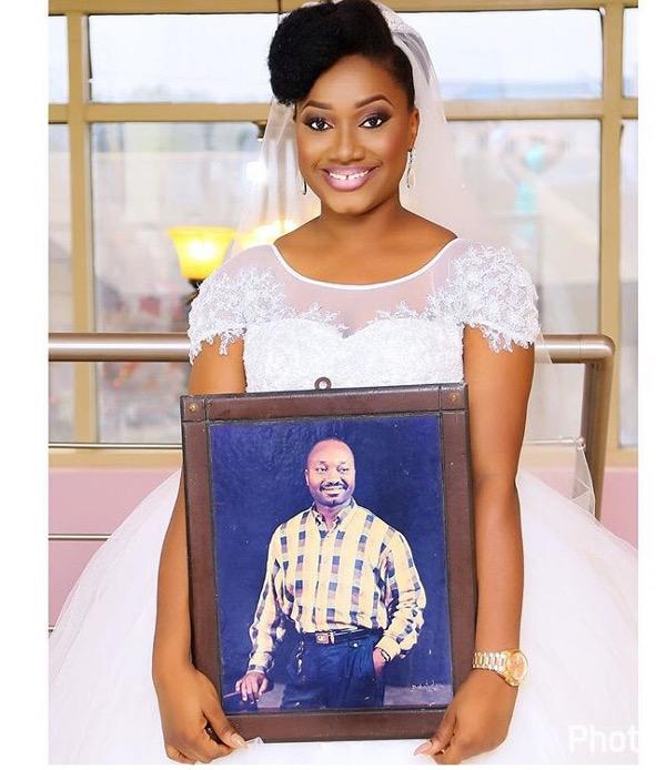 Nigerian Wedding Remember a lost one LoveWeddingsNG 1