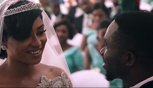 Nigerian Wedding Sope and Patrick Samon Films LoveWeddingsNG