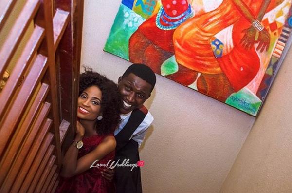 Nigerian blogger Kemi Filani PreWedding Pictures LoveWeddingsNG 1