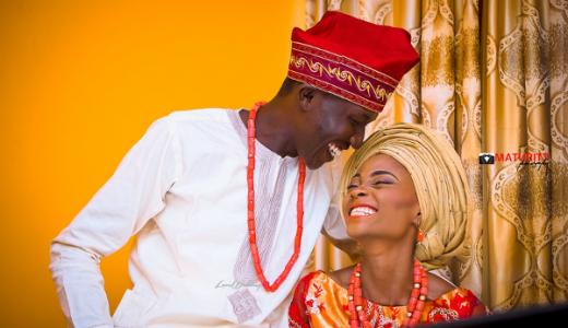Nigerian blogger Kemi Filani PreWedding Pictures LoveWeddingsNG 6