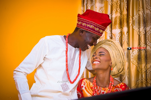 Nigerian blogger Kemi Filani PreWedding Pictures LoveWeddingsNG 6