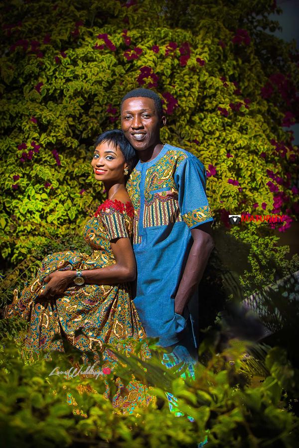 Nigerian blogger Kemi Filani PreWedding Pictures LoveWeddingsNG 8