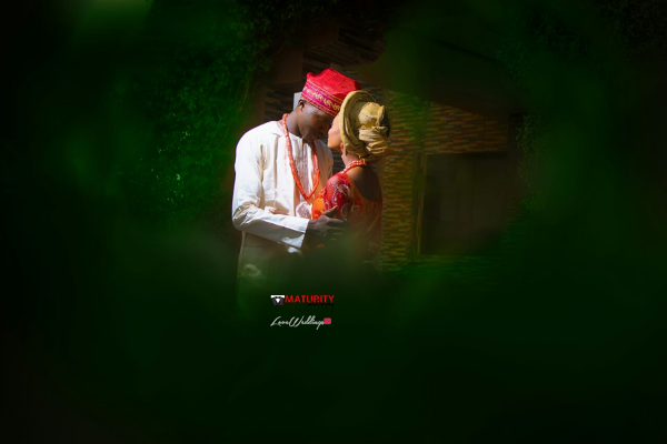Nigerian blogger Kemi Filani PreWedding Pictures LoveWeddingsNG