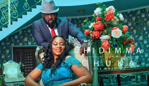 Nollywood Proposal Chidinma and Chuka Obodos Multimedia LoveWeddingsNG